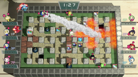 Super Bomberman R Screenshot 3