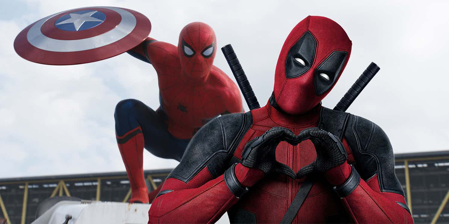 Deadpool Invades Spider-Man: Homecoming In Hilarious Fan