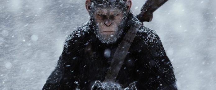 Cinemaholics #23: War For The Planet Of The Apes Review