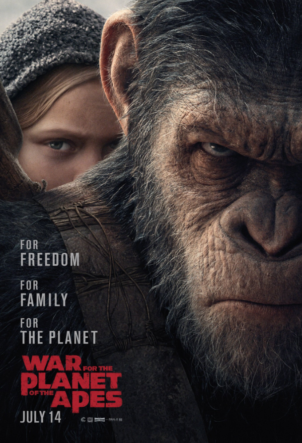 Witness The End Unfold In All-New Trailer Tease For War For The Planet Of The Apes