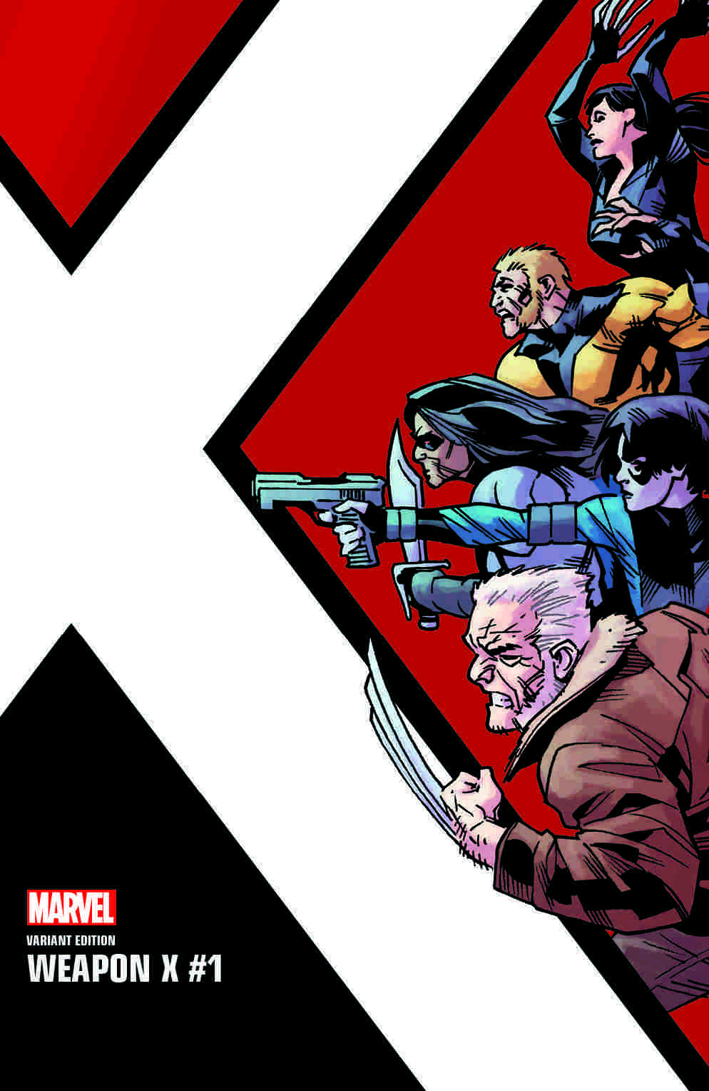 Weapon X #1 Puts Mutants In The Crosshairs
