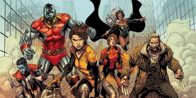 Marvel Announces ResurrXion Spotlight Sampler