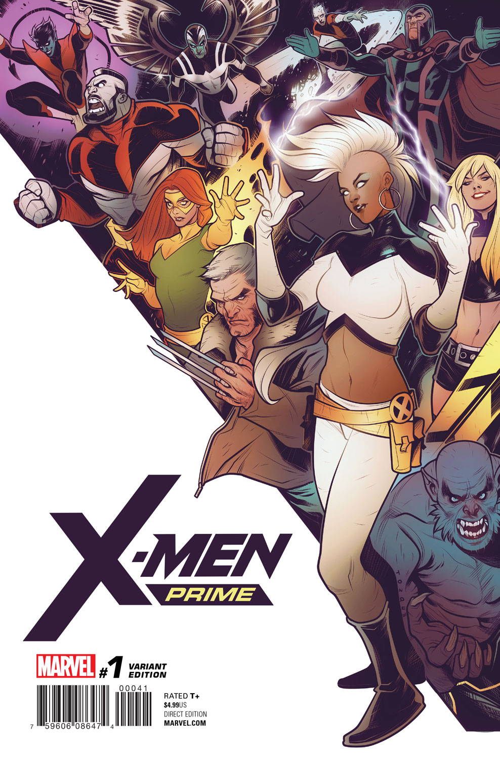 ResurrXion Kicks Off With X-Men: Prime #1