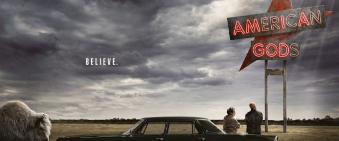 Colorful New American Gods Character Posters Released