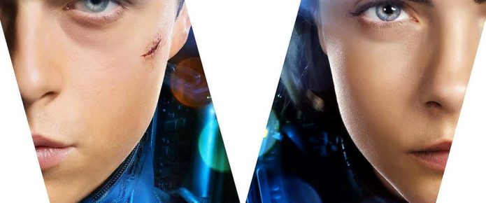 New Valerian Poster Released… And It's Kinda Boring
