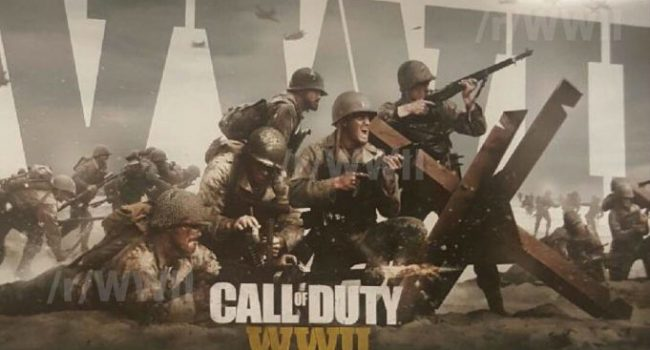 RUMOR: Leaked Marketing Material Points To Where Call Of Duty Is Headed Next