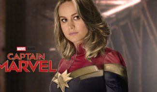 Captain Marvel Set In The 90s, Features Nick Fury And Skrulls