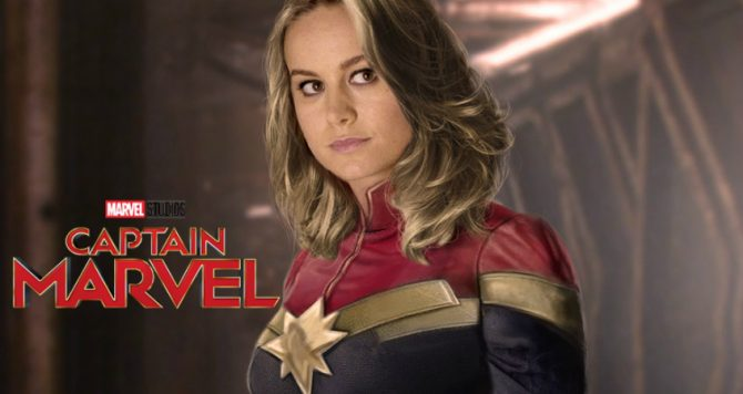 Captain Marvel Will Be Fighting Skrulls in the '90s in Her Movie