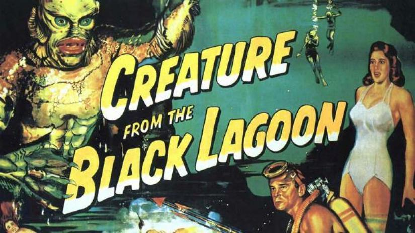 Aquaman's Will Beall To Pen Creature From The Black Lagoon