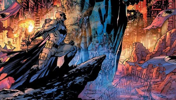 Dark Days Lie Ahead For Batman And Others This Summer