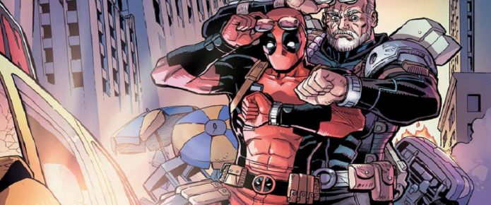 Michael Shannon Is The Frontrunner To Play Cable In Deadpool 2