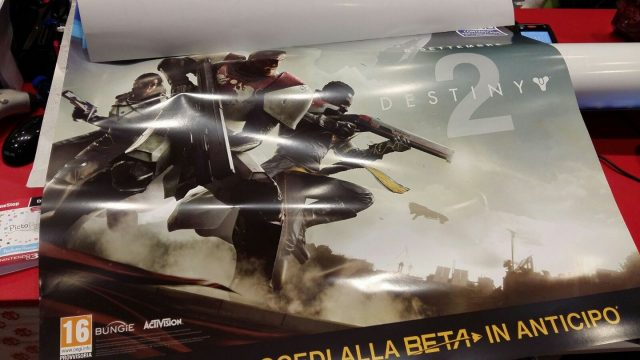 Leaked Poster Pegs Destiny 2 Release Date For September 8