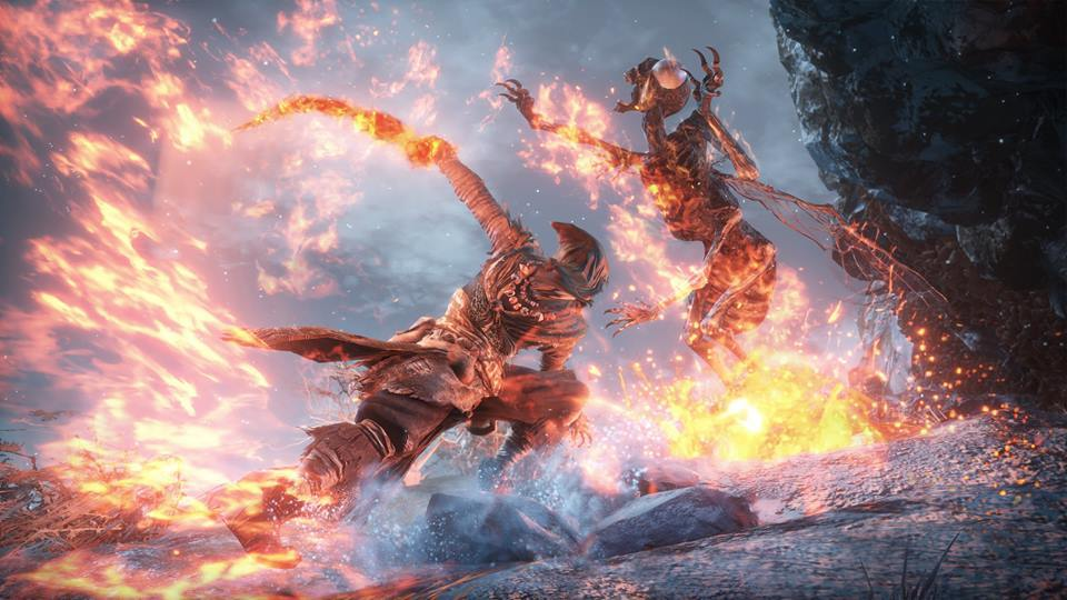 Dark Souls III Ringed City DLC Gets New Images Ahead Of Release