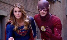 DC All Access Visits The Set Of The Flash/Supergirl Crossover, Explores All-Star Batman #8