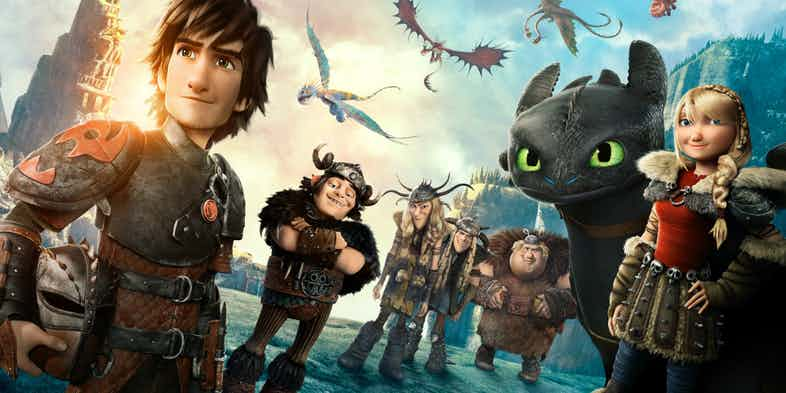 How to train your dragon 3 is the movie the series deserves ccuart Image collections