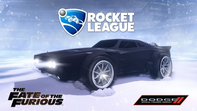 Rocket League Getting The Fate Of The Furious Themed DLC Next Week, April 4