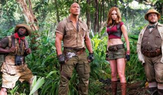 First Trailer For Jumanji Welcomes You To The Jungle