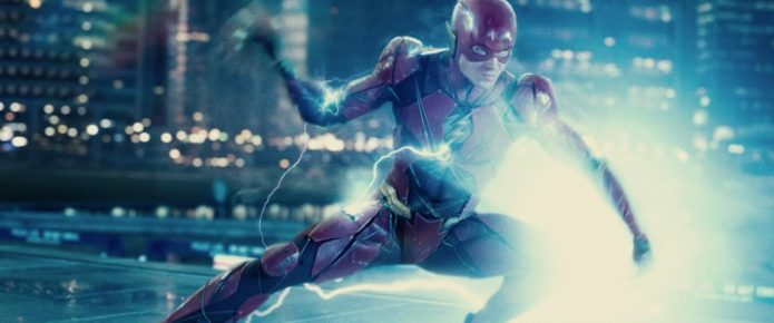 The Flash Emerges In New Justice League Promo