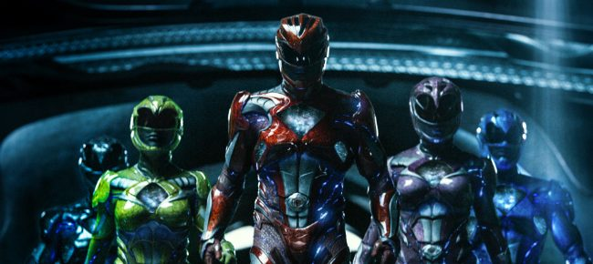 Power Rangers Rakes In $3.6M On Thursday Night – Expect Sequels