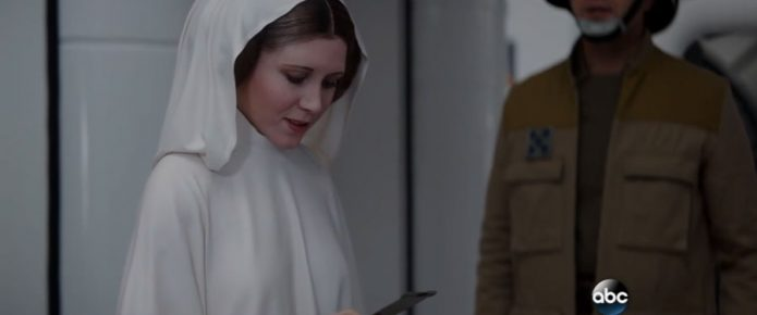 This Fan Edit Of The End Of Rogue One And The Start Of A New Hope Is Amazing