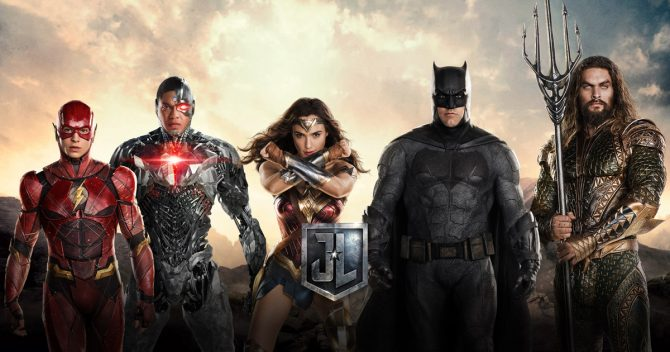 Warner Bros. Debuts New Justice League Photo Ahead Of Trailer, Aquaman Character Poster Revealed