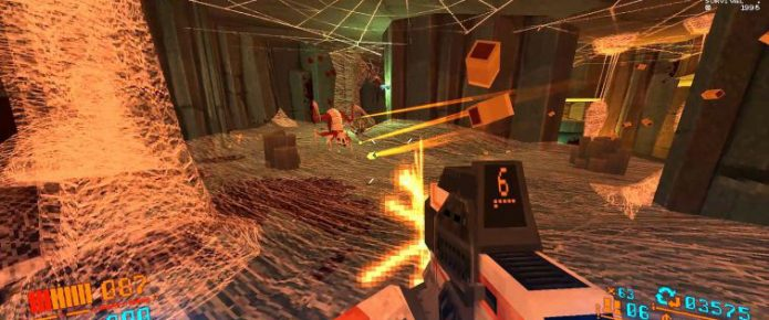 Throwback Shooter Strafe Arrives On PlayStation 4 And PC In May