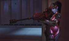 Blizzard Kicks Off New High-End Collectibles Line With Statue Of Overwatch's Widowmaker