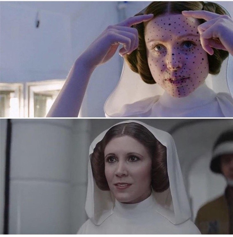Check Out A Pre-CGI Leia In Rogue One: A Star Wars Story