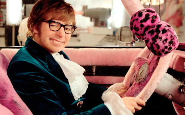 Groovy, baby, yeah! Myers still wants Austin Powers 4