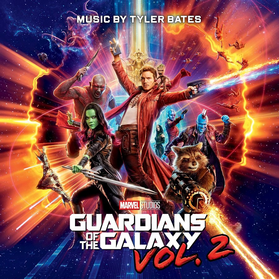 Spoilers Abound In Guardians Of The Galaxy Vol. 2 In Original Motion Picture Score Track Listing