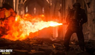 No Auto-Regenerating Health In Call Of Duty: WWII's Campaign; Sledgehammer Bigs Up