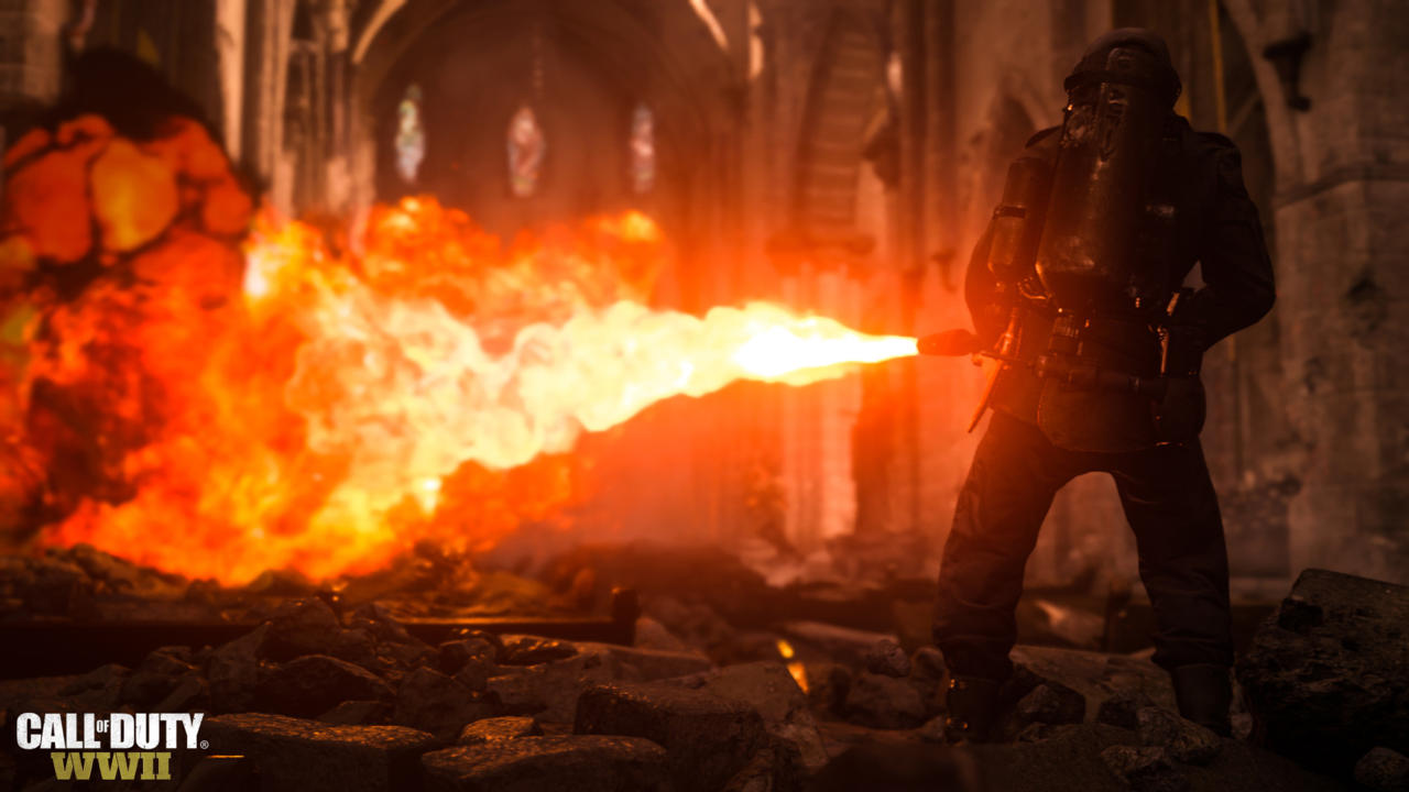 Call of Duty Director Wants to Cast Tom Hardy and Chris Pine