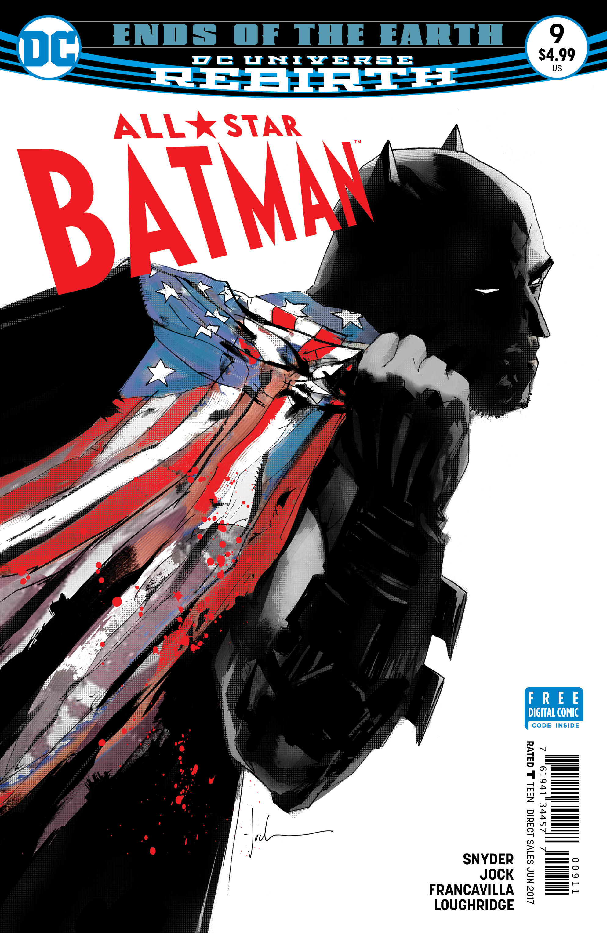 All-Star Batman #9 Review