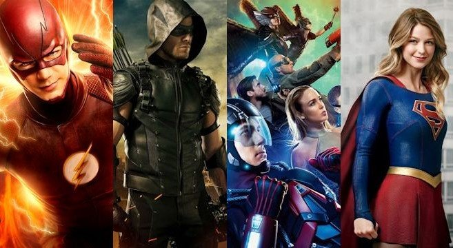 12 Arrowverse Actors You've Seen In The DC Universe Before