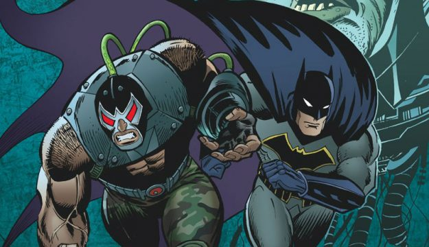 Batman Is Forced To Team Up With His Bitter Rival In Bane: Conquest #3