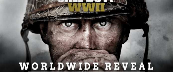 Call Of Duty: WWII Is Real, And It'll Be Formally Unveiled On April 26th