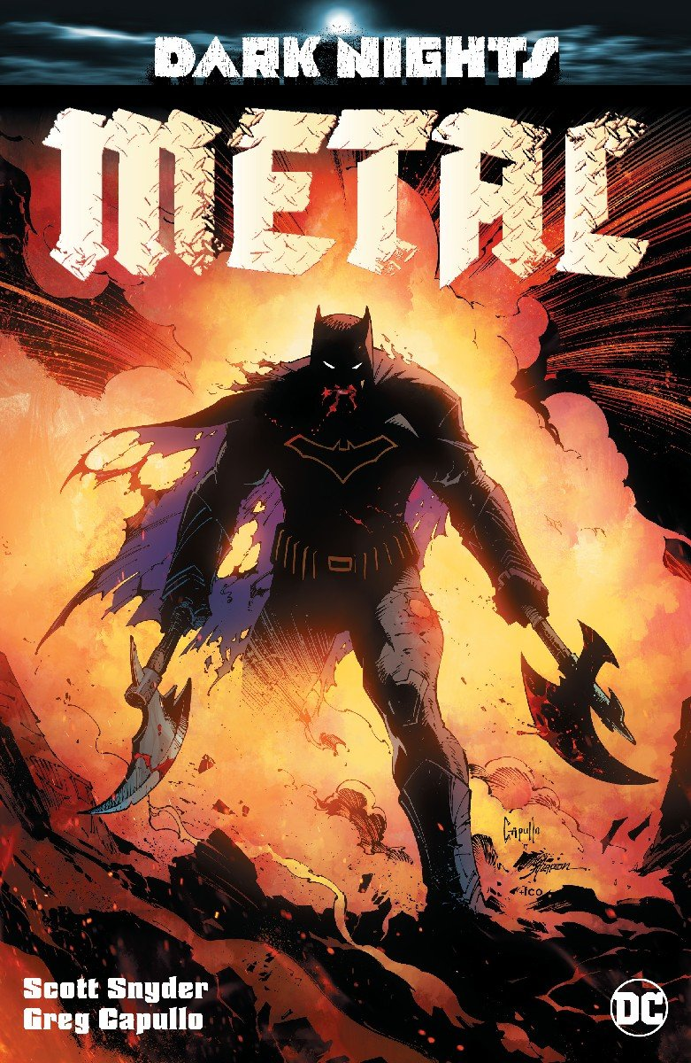 DC Announces Dark Nights: Metal, Confirms Hawkman's Return