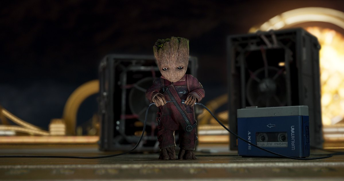 The Identity Of Sylvester Stallone's Guardians Of The Galaxy Vol. 2 Character May Have Been Revealed; New Pics Spotlight Baby Groot