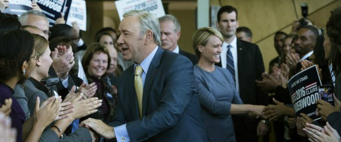 The Election Heats Up In New Round Of Stills For House Of Cards Season 5