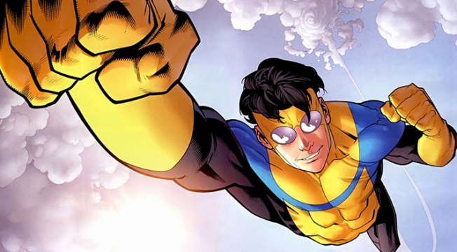 Robert Kirkman's Invincible Being Brought To The Big Screen By Seth Rogen And Evan Goldberg