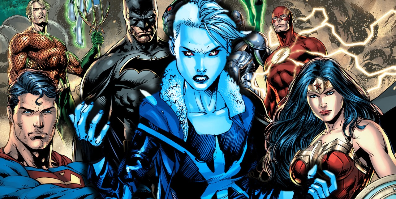 Crystal Frost (Character) - Comic Vine |Young Justice Killer Frost