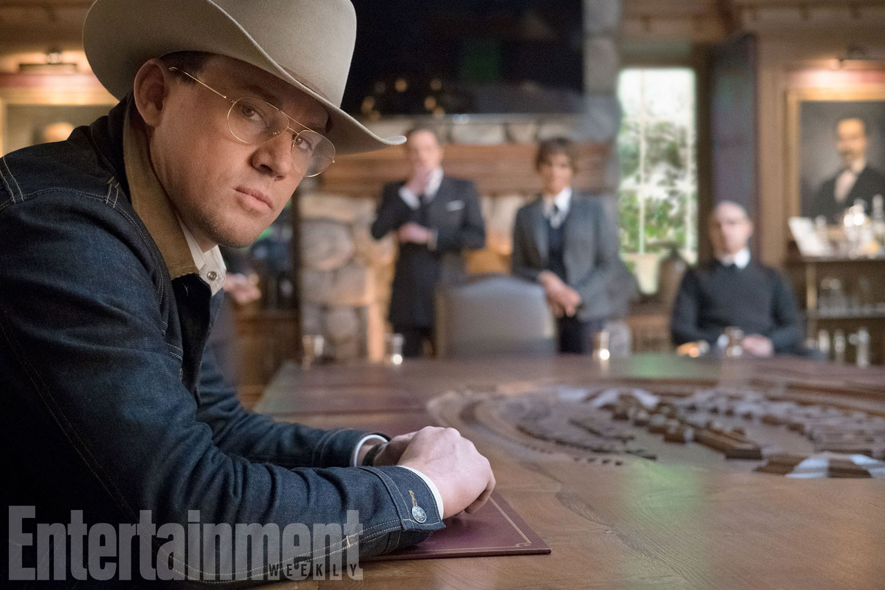 First Look At Matthew Vaughn's Kingsman Sequel Invites You Into The Golden Circle
