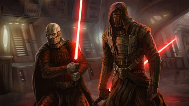 Bioware might be prototyping a Knights of the Old Republic reboot