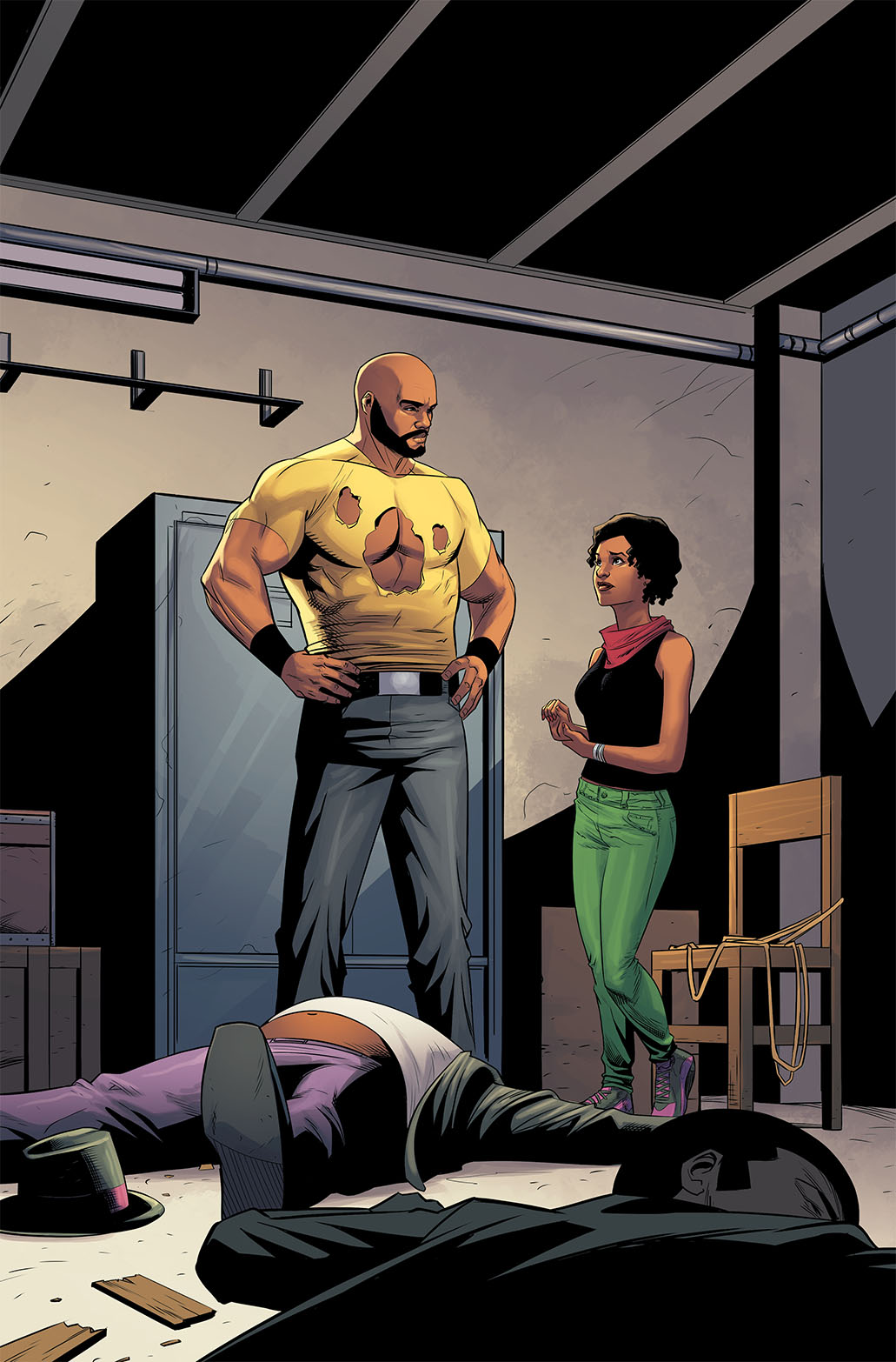 Luke Cage Heads To The Big Easy In New Series