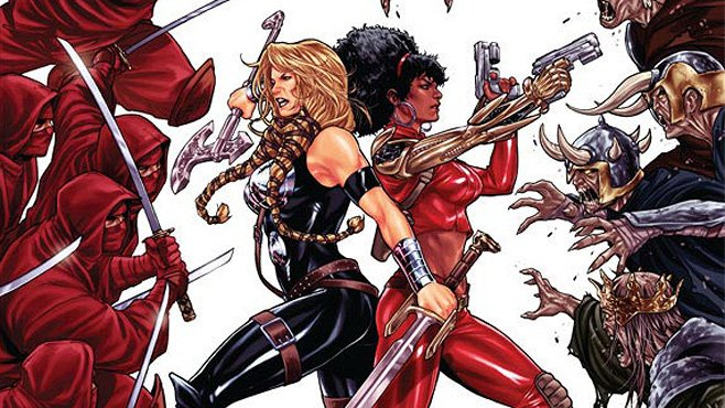 The Actresses Behind Valkyrie And Misty Knight Express An Interest In Potential Team-Up Movie