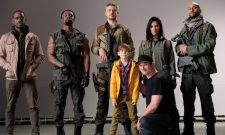 The Predator: Boyd Holbrook And Trevante Rhodes Feature In First Set Photos