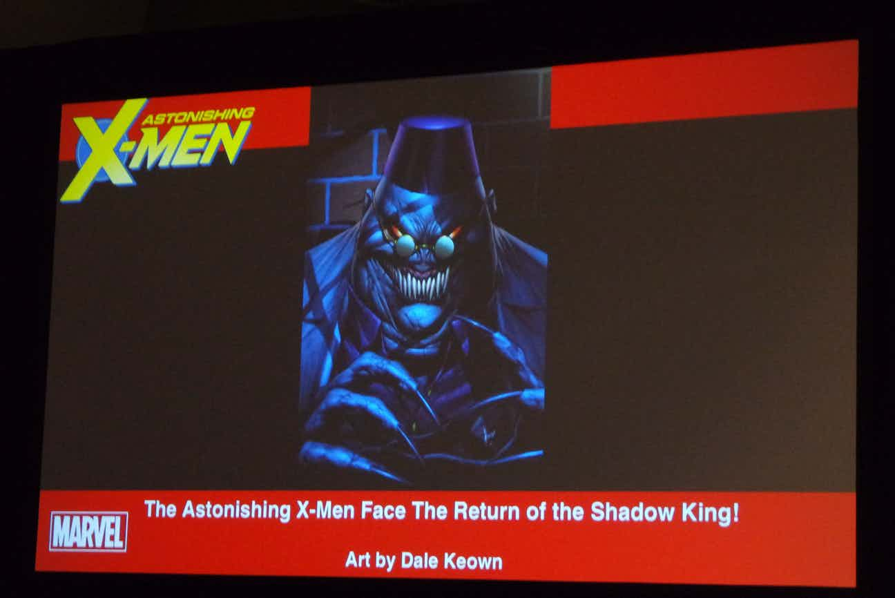 Astonishing X-Men Will Bring Back The Shadow King As A Big Bad