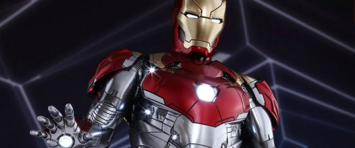 Take A Closer Look At The Mark XLVII Iron Man Suit As It'll Appear In Spider-Man: Homecoming