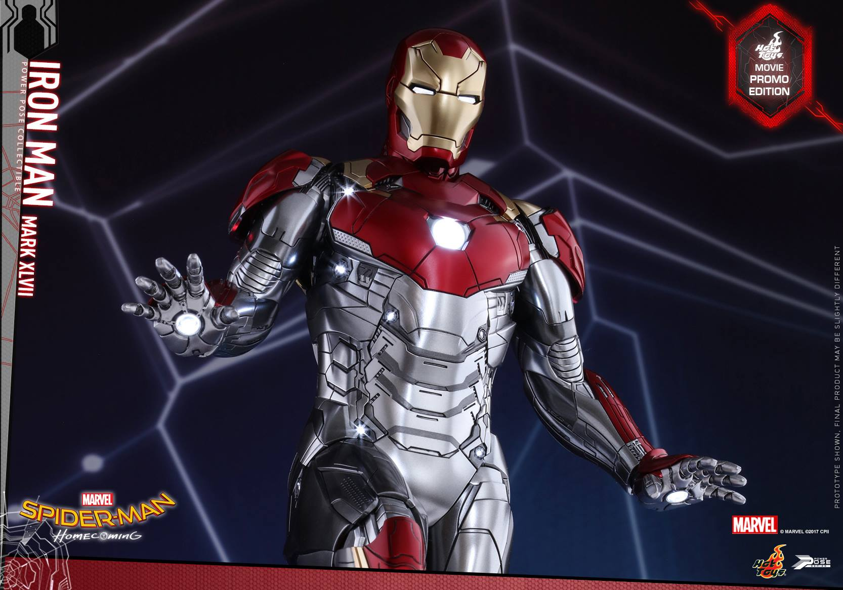 Take A Closer Look At The Mark XLVII Iron Man Suit As It'll