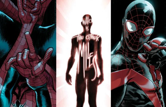 Peter Parker And Miles Morales Reunite In Spider-Men II